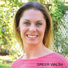 Greer Walsh